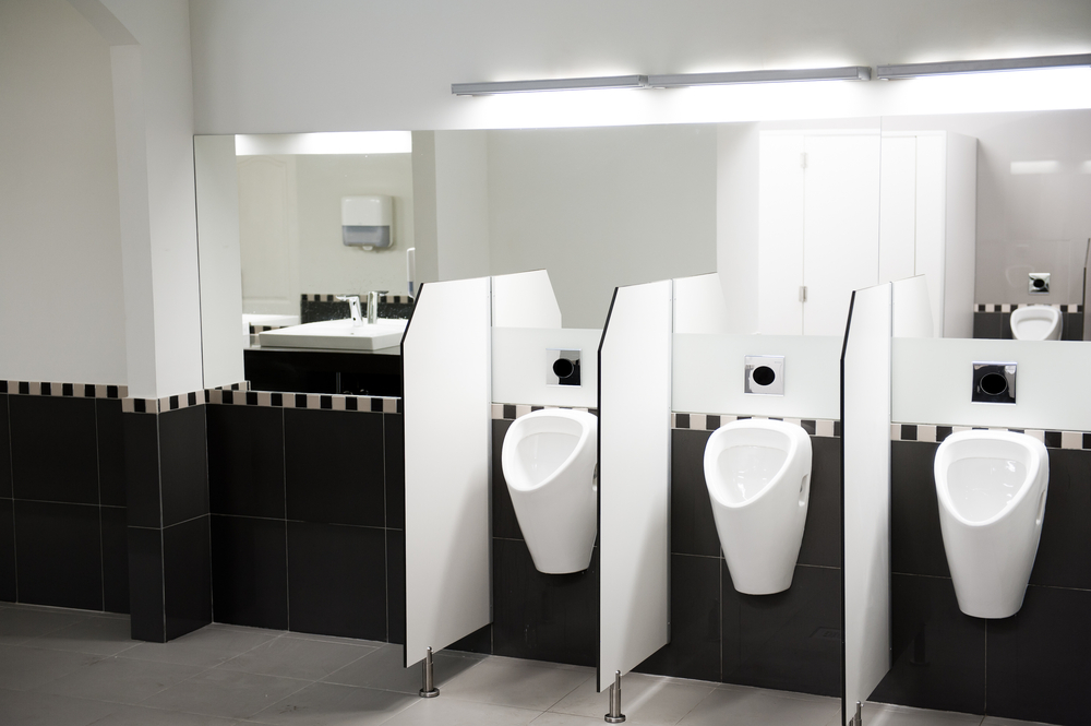 Sanitäreinrichtung  Cesar Males Gebäudereinigung München - Waschraumreinigung